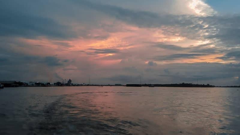 Sungai Terpanjang di Indonesia - Barito