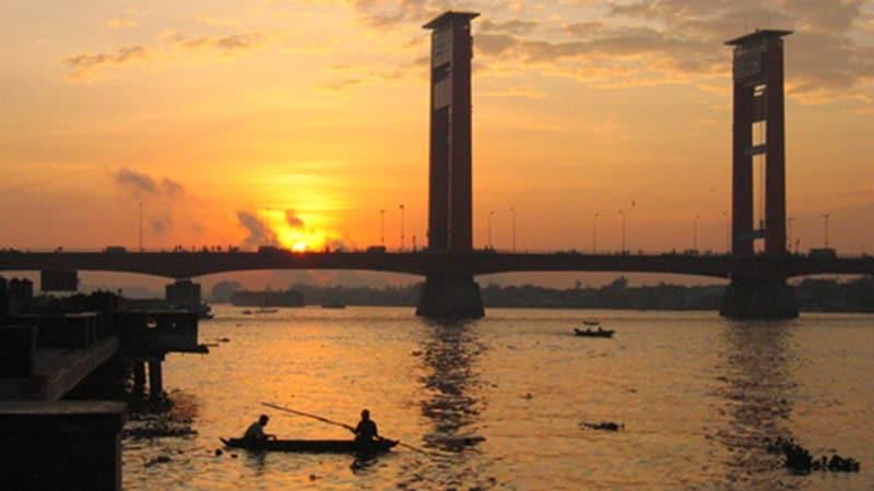 Sungai Terpanjang di Indonesia - Musi