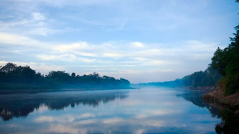 Sungai Terpanjang di Indonesia - Bengawan Solo