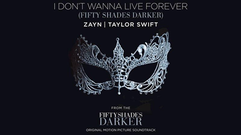 Lirik Lagu I Don't Wanna Live Forever - Zayn Malik, Taylor Swift