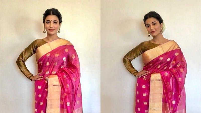 Artis India Paling Cantik - Shruti Haasan