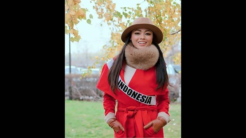 Wanita Tercantik di Indonesia - Whulandary Herman