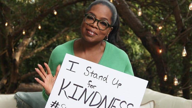 Kisah Inspiratif Kehidupan Nyata - Oprah Winfrey
