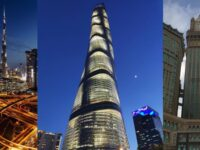 Gedung Tertinggi di Dunia - Burj Khalifa, Shanghai Tower, Makkah Royal Clock Tower