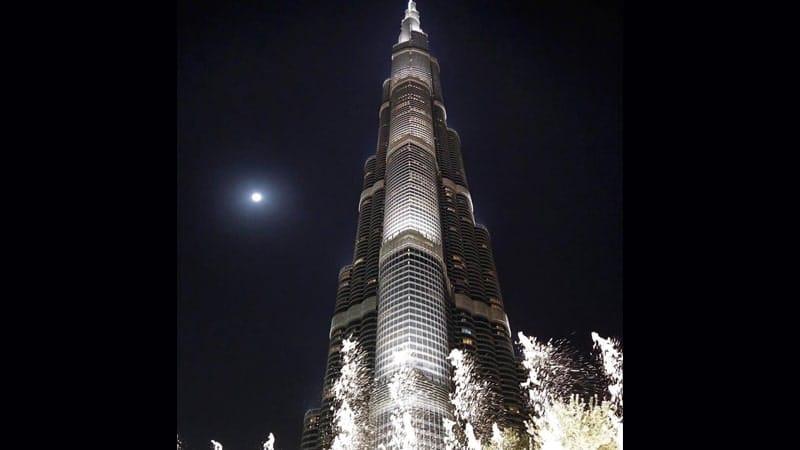 Gedung Tertinggi di Dunia - Burj Khalifa