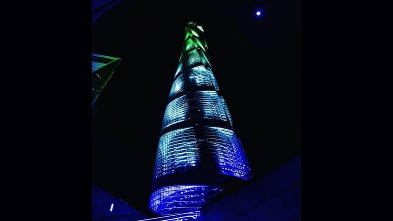 Gedung Tertinggi di Dunia - Shanghai Tower