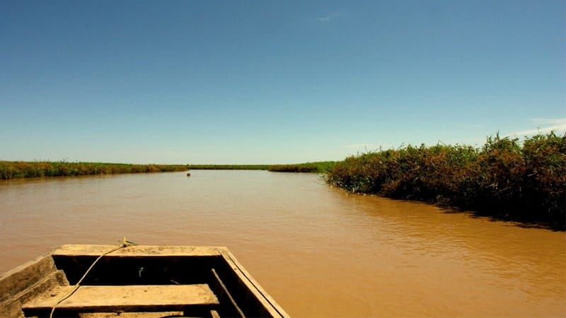 Sungai Terpanjang di Dunia - Sungai Amazon