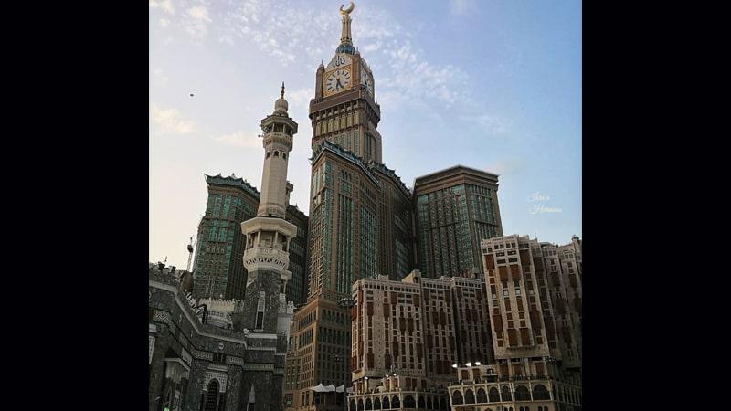 Gedung Tertinggi di Dunia - Makkah Royal Clock Tower