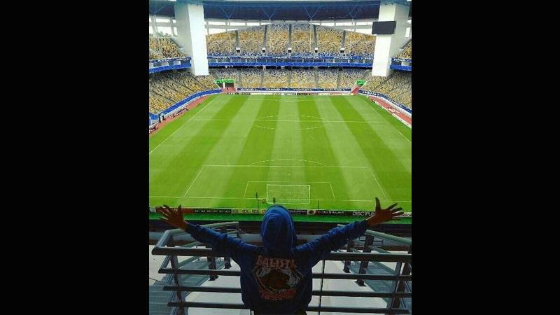 Stadion Termegah di Indonesia - Stadion Batakan