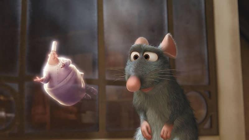 Film Kartun Lucu Banget - Ratatouille