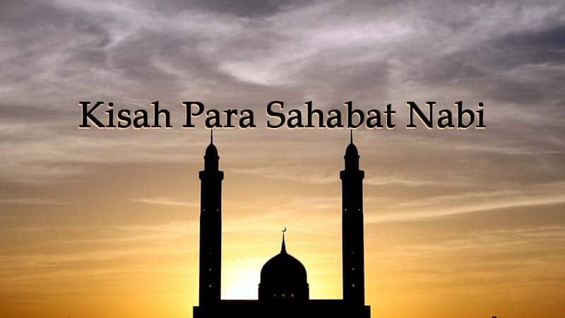 kisah para sahabat nabi - masjid