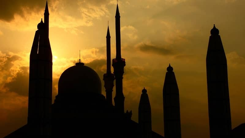 Kisah Nabi Khidir AS - Siluet Masjid