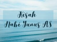 Kisah Nabi Yunus AS - Lautan Luas