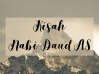 Kisah Nabi Daud AS - Gunung