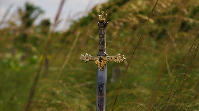 Kisah Nabi Daud AS - Pedang