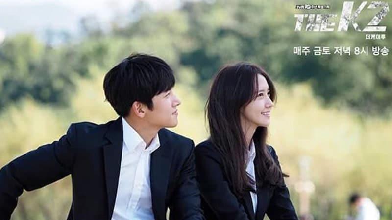Drama Korea The K2 - K2 dan Go An Na