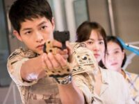 Drama Korea Descendants of the Sun - Songsong Couple