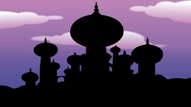 Contoh Cerita Hikayat Singkat - Istana Arab
