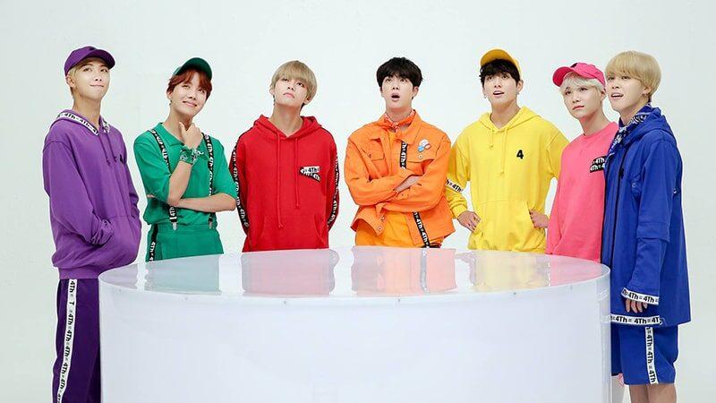 Lirik Lagu BTS Anpanman - BTS