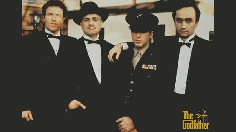 Film Crime Terbaik - The Godfather