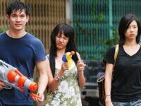 Film Thailand Komedi Romantis - Bangkok Traffic (Love) Story