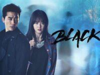 Drama Korea Black 2017 - Poster Black