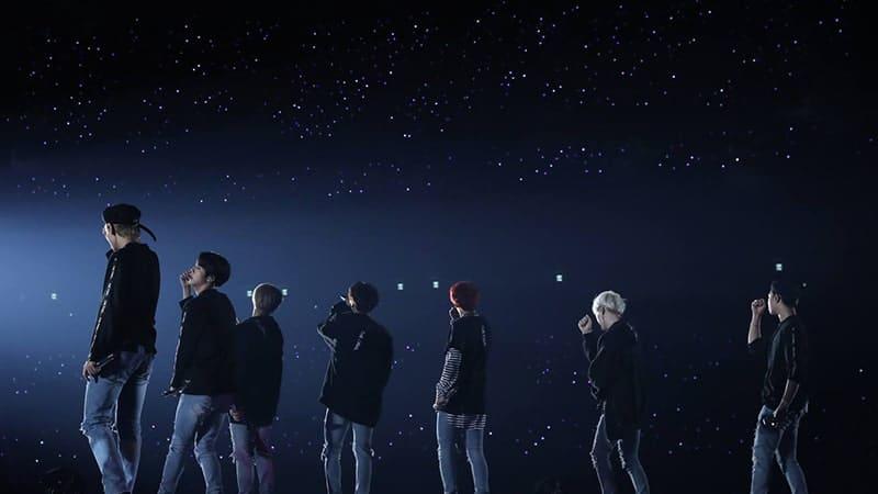 Lirik Lagu BTS Let Go - Bangtan Boys