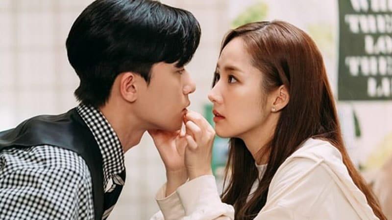 Drama Korea What's Wrong with Secretary Kim - Lee Young Joon dan Kim Mi So