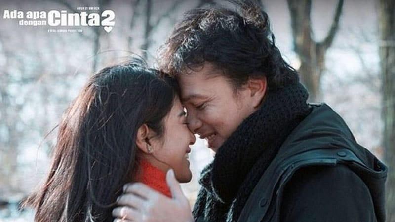 Film Ada Apa Dengan Cinta (AADC) 2 - Cinta dan Rangga di New York