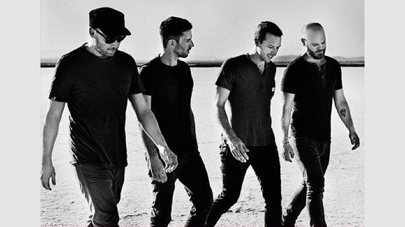 Lirik Lagu Coldplay Fix You - Coldplay