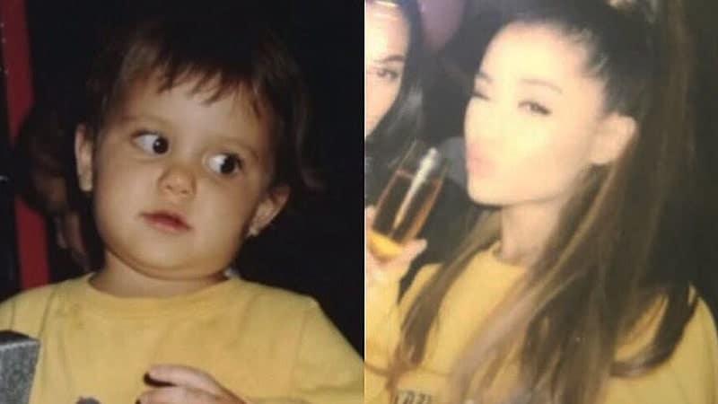 Biodata Ariana Grande - Transformasi Ariana