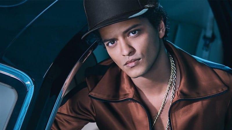 Profil & Biodata Lengkap Bruno Mars - Bruno Mars