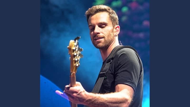 Profil dan Biodata Coldplay - Guy Berryman
