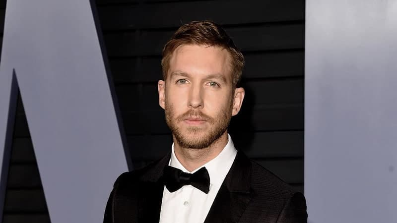Biodata Taylor Swift - Calvin Harris