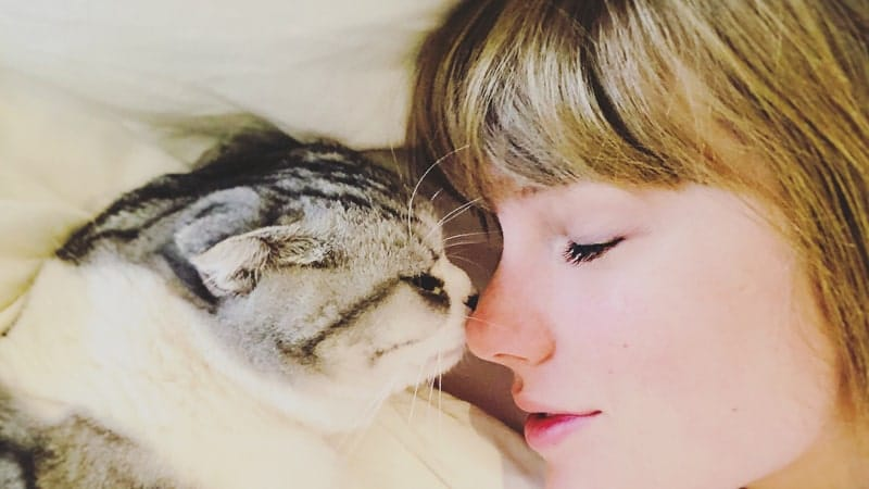 Biodata Taylor Swift - Taylor Swift & Meredith Swift