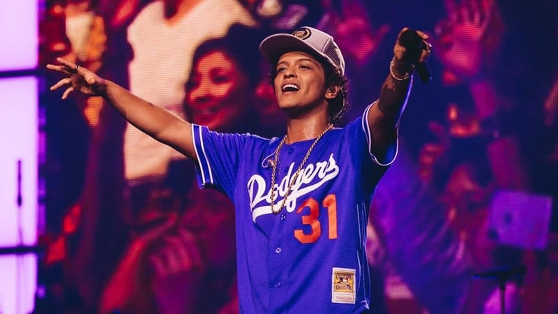 Lirik Lagu Bruno Mars Count on You - Bruno Mars