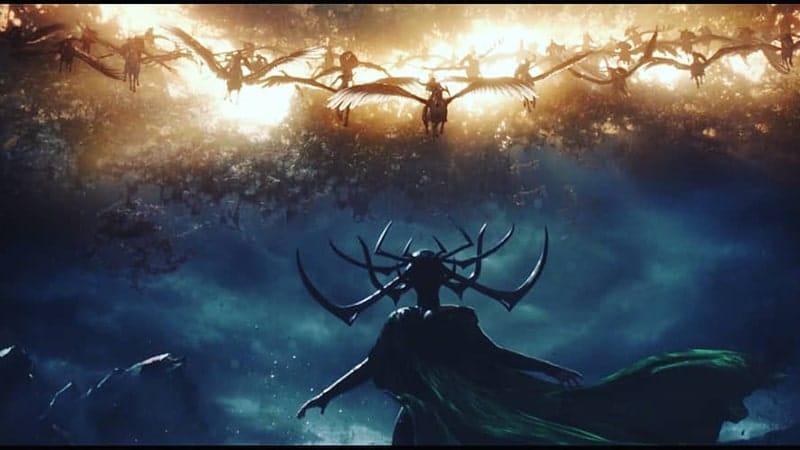 Film Thor Ragnarok - Potongan Adegan Film Thor Ragnarok