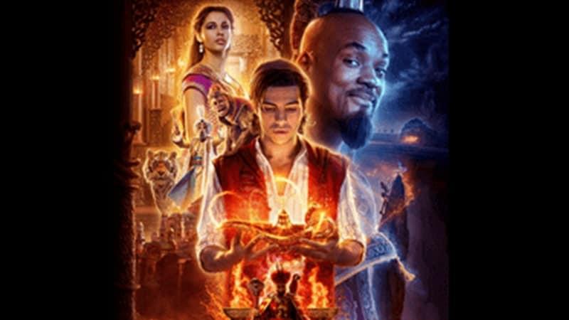 Lirik Lagu Zayn Malik A Whole New World - Aladdin
