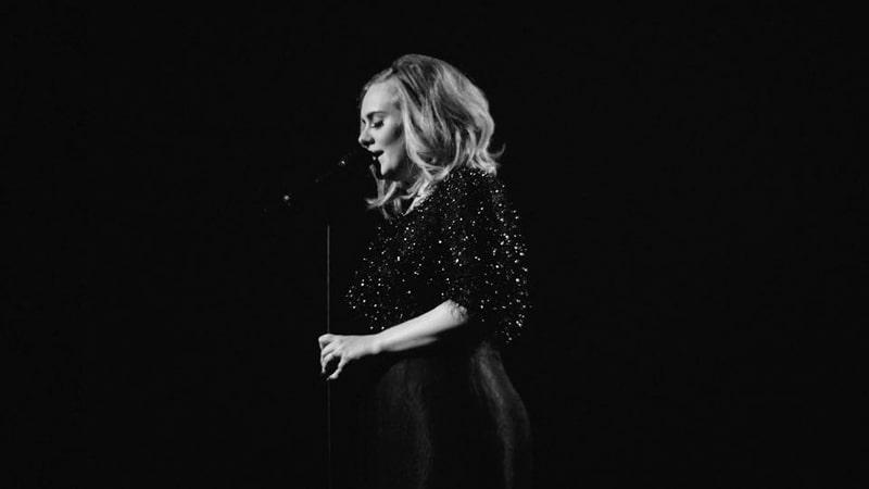 Lirik Lagu Adele Make You Feel My Love - Adele