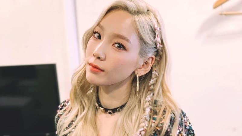 Biografi Taeyeon SNSD - Kim Taeyeon