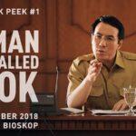 Film A Man Called Ahok - Poster Sneakpeek Film A Man Called Ahok