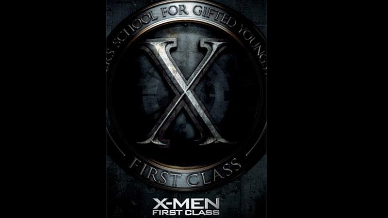 Film X-Men First Class - Poster Film X-Men First Class