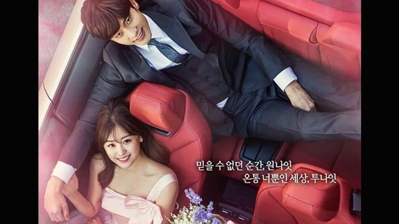 Drama Korea My Secret Romance - Jin Wook dan Yoo Mi