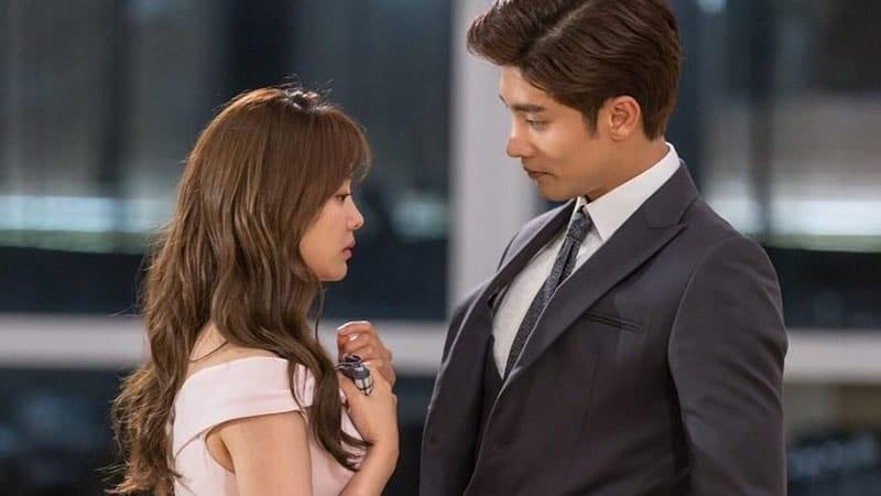 Drama Korea My Secret Romance - Sung Hoon dan Ji Eun