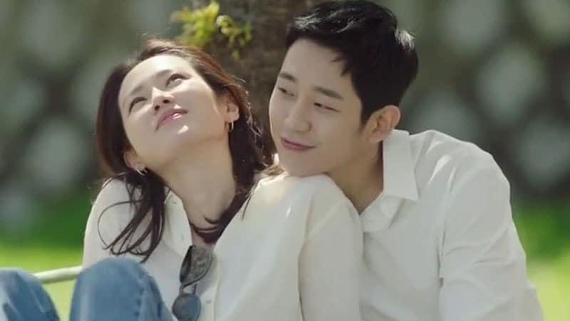Drama Korea Something in the Rain - Yun Jin dan Joon Hee