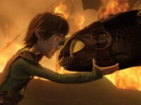 How to Train Your Dragon - Hiccup dan Toothless