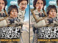 Film Warkop DKI Reborn Jangkrik Boss Part 1 - Cover Film