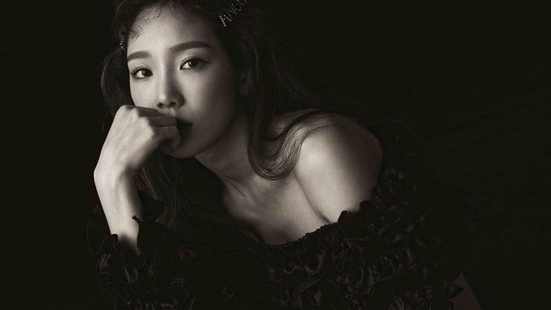 Lirik Lagu Taeyeon Rain - Taeyeon