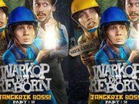 Film Warkop DKI Reborn Jangkrik Boss Part 2 - Poster Film