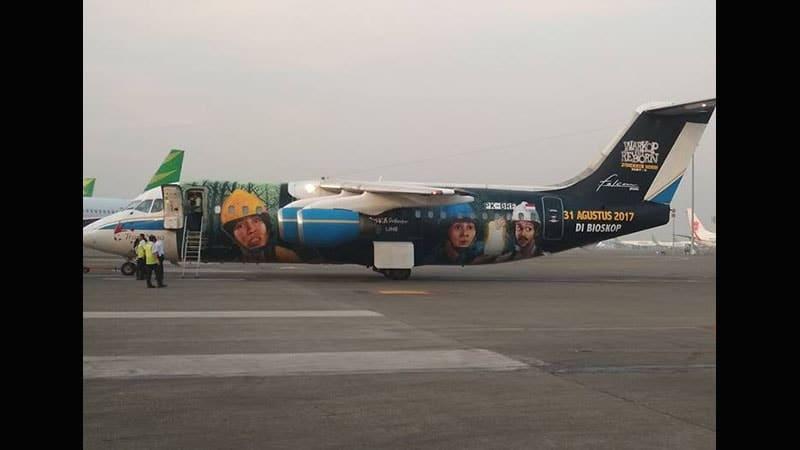 Film Warkop DKI Reborn Jangkrik Boss Part 2 - Lukisan di Pesawat